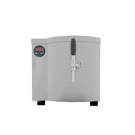 Chopeira Premium Compact 55L/H 01T 127v (Inox) Ice Box