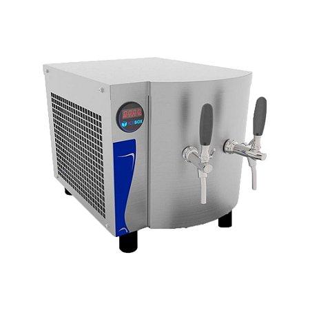 Chopeira Eletrica Premium Master 70L/H 2T 127v Inox Ice Box