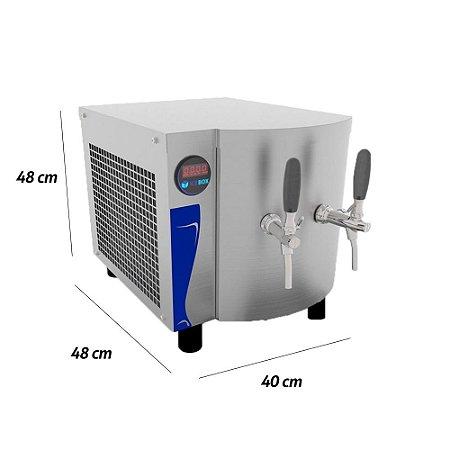 Chopeira Premium Master 70L/H 02T 127v (Inox) Ice Box