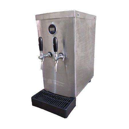 Chopeira Eletrica Slim Compact 90L/H 02T 220v (Inox) Ice Box