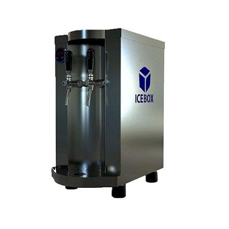 Chopeira Eletrica New Ice 90L/H 02T 220v (Inox) Ice Box