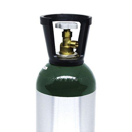 Cilindro em Alumínio para Oxigênio 10,5L – Sem Carga