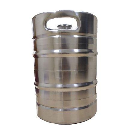 Barril Keg Inox (15 Litros) - Agavic