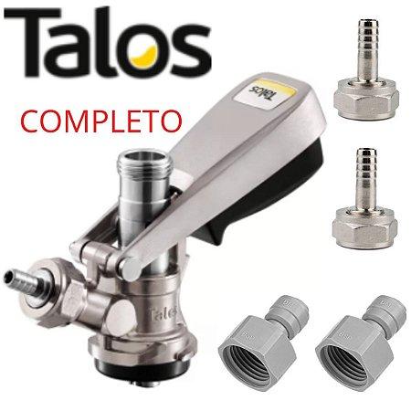 Kit Extratora Tipo S (Talos) + Conexão 5/8 3/8 (DMFIT)