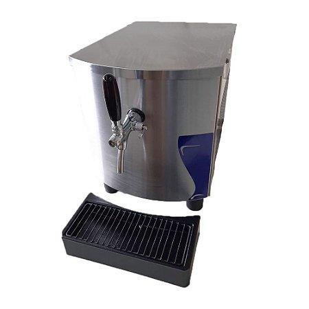 Chopeira Eletrica Pratica 30L/H 01T 127v  (Inox) - Ice Box
