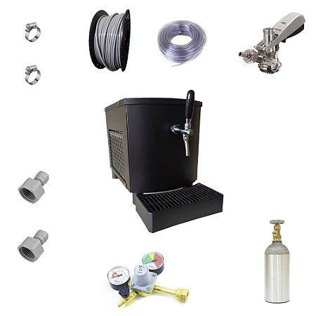 Chopeira Eletrica Pratica 30 L/H 1T 220v Ice Box - Completa