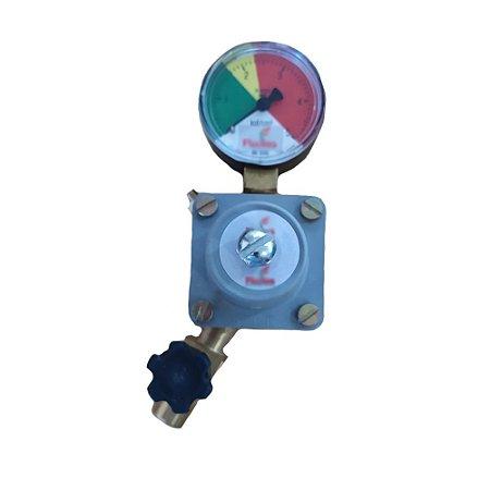Regulador de Pressão CO2 Para Régua Manifold