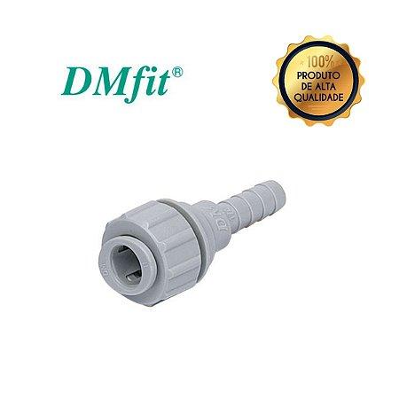 Conector Uniao Potencia 1/4 x 1/4 Espigao - DMFIT