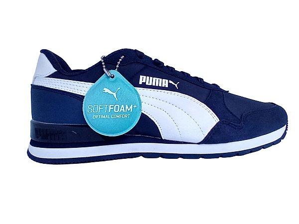 Tênis Puma ST Runner V2 NL - Unisex - Azul-Marinho