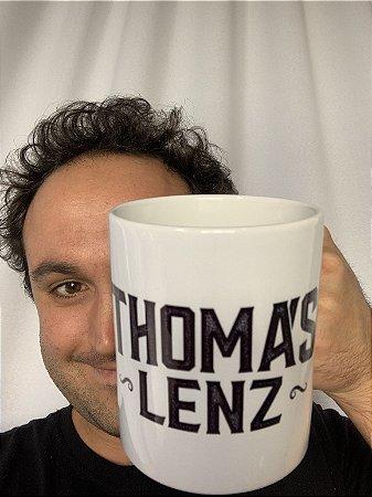 Caneca Thomás logo 2019 - 2020