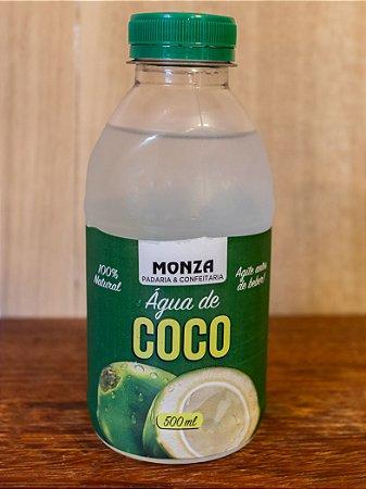 AGUA DE COCO NATURAL MONZA 500ML