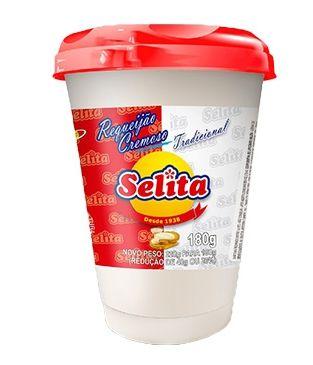 REQUEIJÃO SELITA 180G