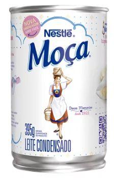 LEITE CONDENSADO NESTLE MOÇA 395G