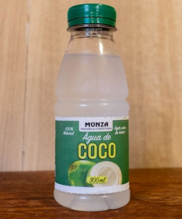 AGUA DE COCO NATURAL MONZA 300ML
