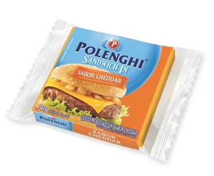 QUEIJO POLENGHI CHEDDAR 144G