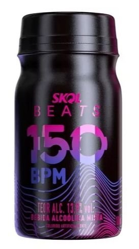 CERVEJA PET SKOL 100ML BEATS 150 BPM