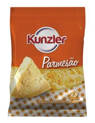 QUEIJO PARMESÃO RALADO KUNZLER 50G