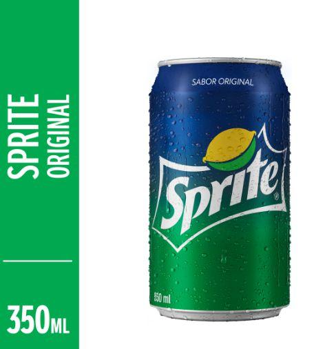 REFRIGERANTE SPRITE ORIGINAL 350ML