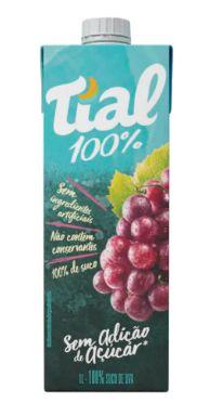 SUCO PRONTO TIAL 1LT 100% UVA UVA 100%