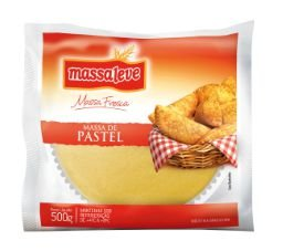 MASSA PASTEL MASSALEVE TRADICIONAL 500G