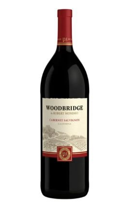 VINHO CALIFORNIANO WOODBRIDGE CABERNET SAUVIGNON 750ML