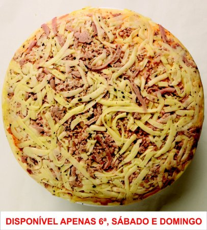 PIZZA GRANDE PRESUNTO E QUEIJO MONZA 370G