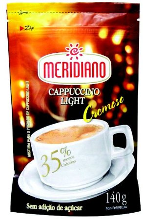 CAPPUCCINO MERIDIANO LIGHT 140G