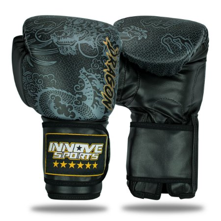 Luva de Boxe/Muay Thai Profissional Innove Dragon
