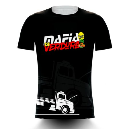 Camiseta Caminhoneiro Mafia da Verdura