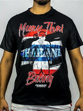 Camiseta Muay Thai Boxing Thailand