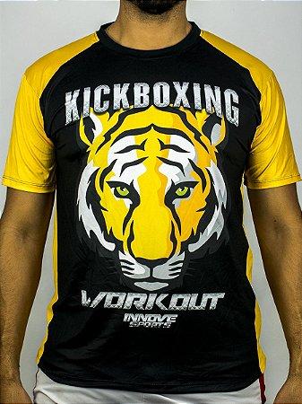 Camiseta Kickboxing Workout