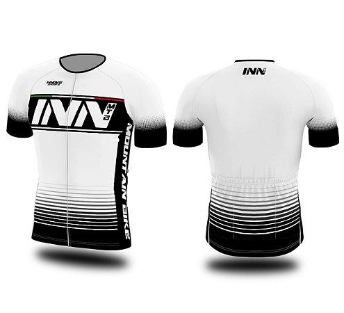 Camisa Ciclismo Zíper Longo INN Cycle Sport Ref.009
