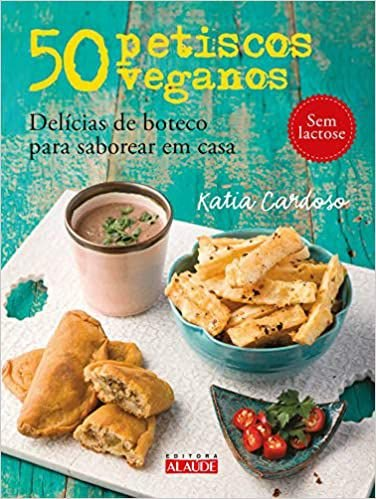 Livro 50 Petiscos Veganos