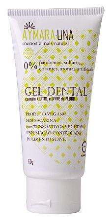 Gel Dental Capim Limao 60g