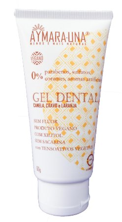 Gel Dental Especiarias 60g