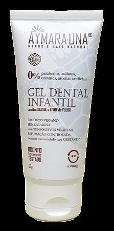 Gel Dental Infantil 60g