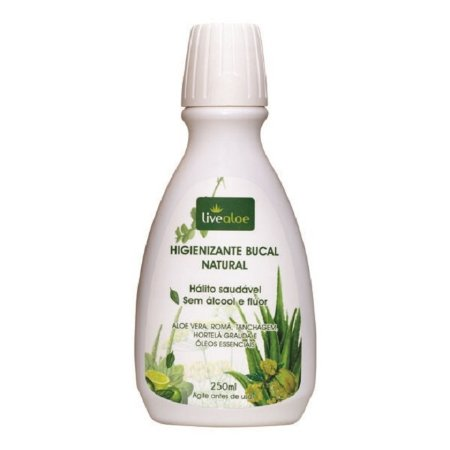 Higienizante Bucal Natural 250ml