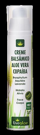 Creme Balsâmico Aloe Copaíba