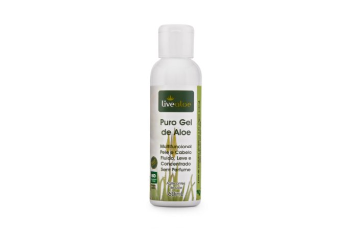 Puro Gel de Aloe 60ml