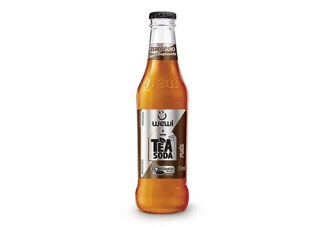Tea Soda Orgânico Wewi - 255 ml