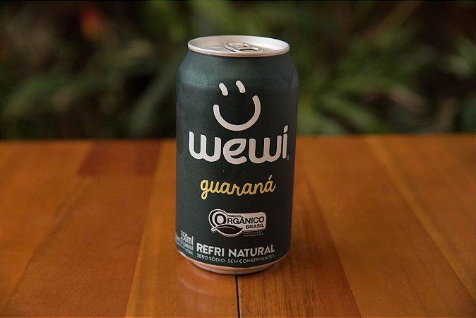 Refrigerante Orgânico Guaraná - 350ml