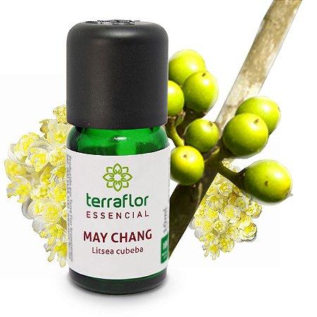 Óleo Essencial May Chang  10ml (litsea cubeba)