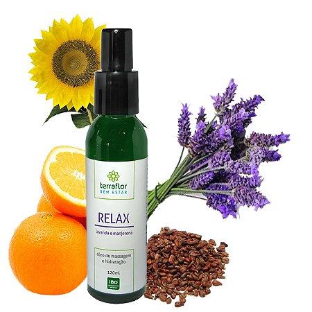 Óleo de Massagem Relax 120ml