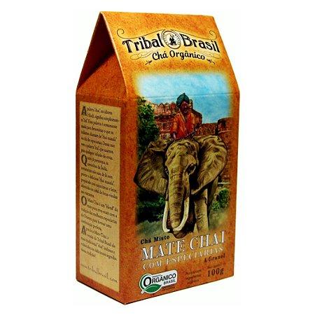 Chá Mate Chai - Caixa 100g