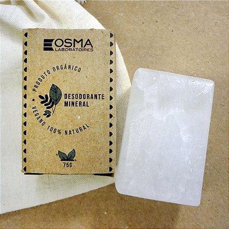 Desodorante Mineral 75gr