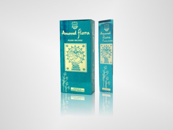 Incenso Anand Flora