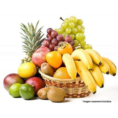 Cesta de Frutas Orgânicas - 7 a 8 variedades