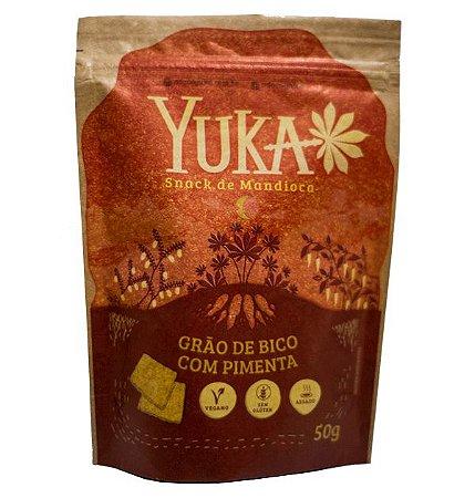 Yuka Grão de Bico e Pimenta 50g