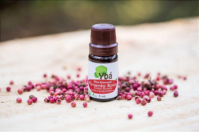 Óleo essencial de Pimenta Rosa (Aroeira Brasileira) 10ml