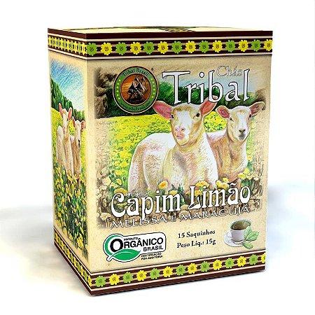 Chá Capim Limão, Melissa e Maracujá - sachê
